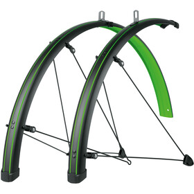 "SKS Bluemels Stingrey 45 Spatbord 28"", lime green"